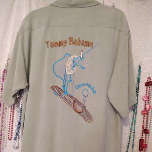 """Tommy Bahama """"Chairman Of The Board"""" Shirt"""